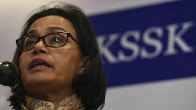 Menkeu Sri: Siapapun Presidennya Rupiah Tergantung Inflasi - Info Presiden Jokowi Dan Pemerintah