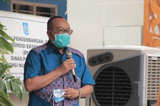 Bazar UMKM, Geliatkan Beli Bela Produk Lokal NTB