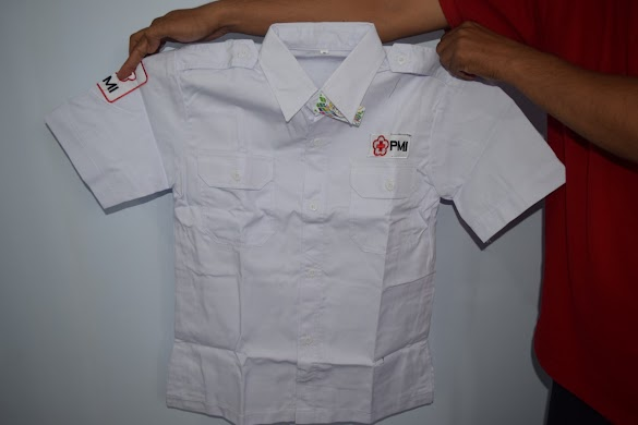 Desain Baju PDH PMR Wira