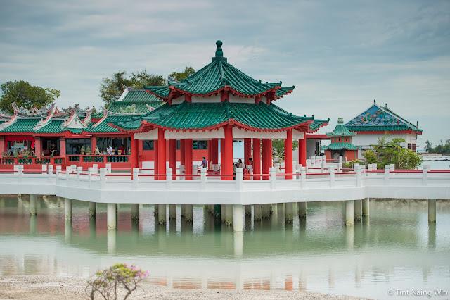 tour singapore từ đà nẵng - Đảo Kusu