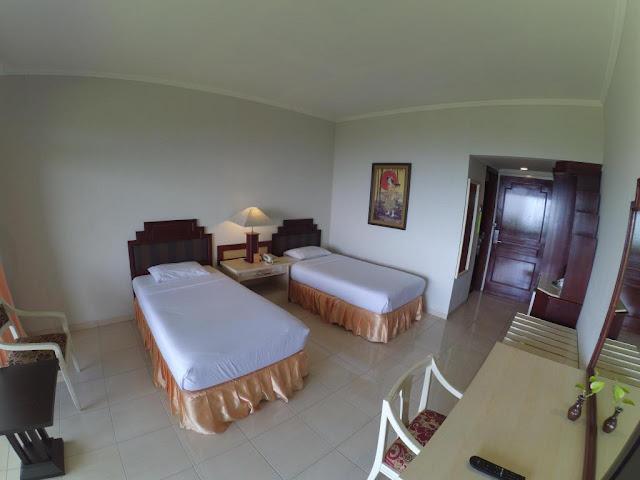 kamar hotel di purwokerto