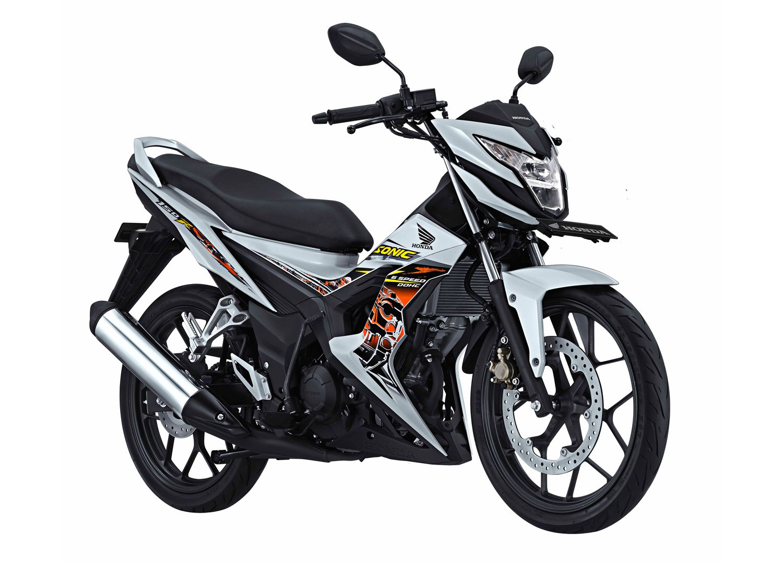 INDONESIA COMPARE MOTOR 150 CC CLASS UNDERBONE YAMAHA VS HONDA SUZUKI