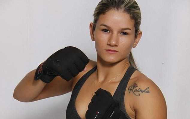 Moniqu Batos, MMA Fighter in Brazil