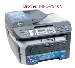 BROTHER 7840N WINDOWS 7 64 DRIVER