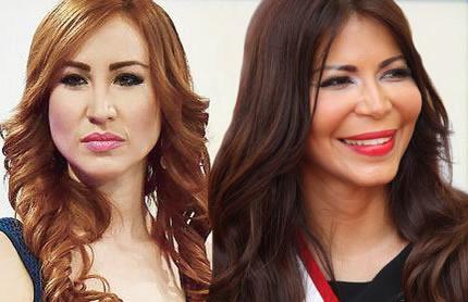 Milly Mendez asegura Taina la agredio fisicamente