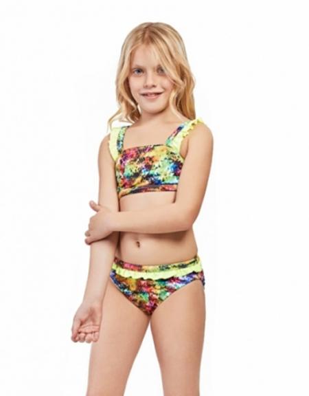 Bikinis verano 2018 nenas.