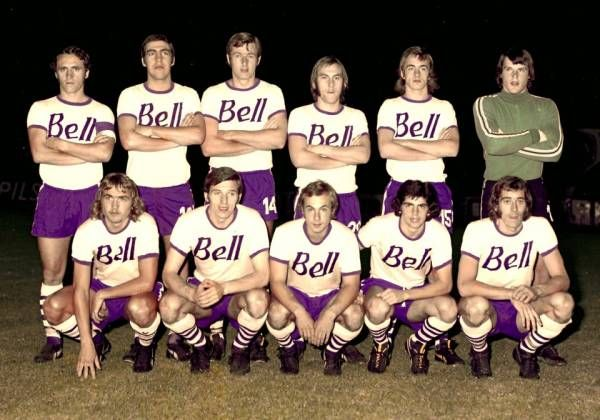 Belçika Ligi Şampiyonları Beerschot VAC - Kurgu Gücü
