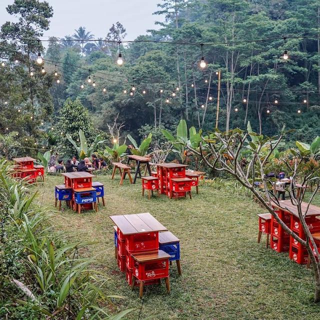 Warung Plosok Cafe & Coffee Shop Bogor