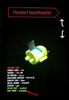 Driver Android Bootloader Interface