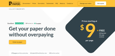 affordablepapers.com review