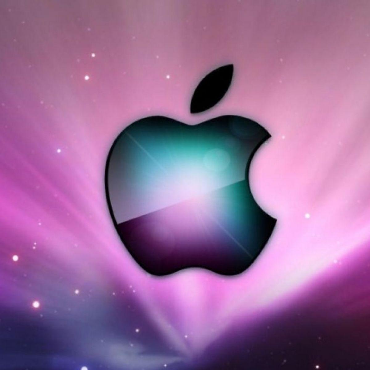 صورة شعار شركة ابل