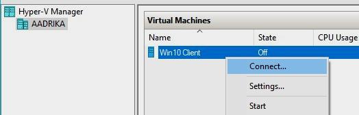 كيفية إنشاء نظام افتراضي أو وهمى على ويندوز 10