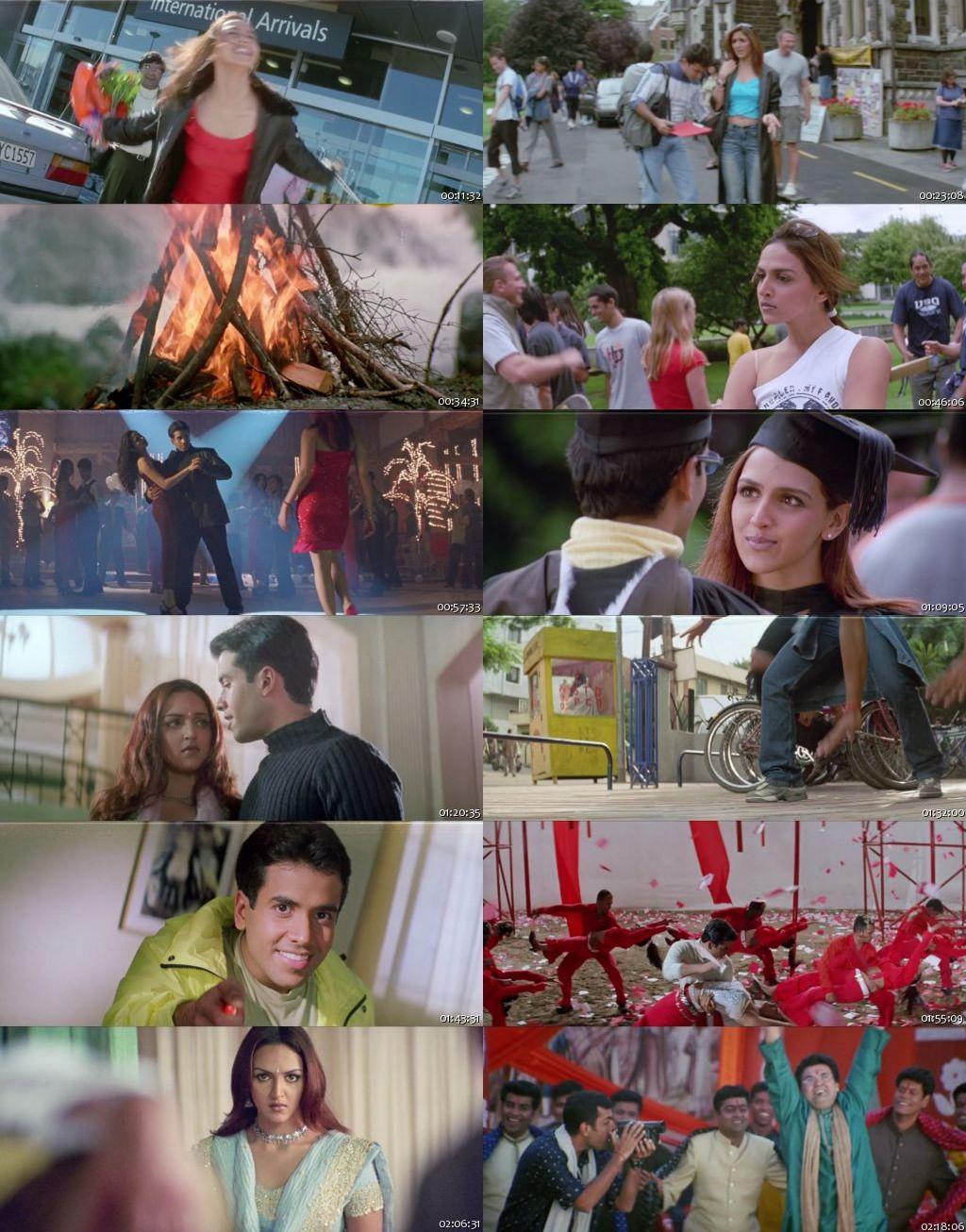 Kyaa Dil Ne Kahaa 2002 Full Hindi Movie Download HDRip 720p