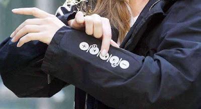 Wearables sector moda tecnologia