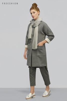 dresowy płaszcz Freeshion polska marka stylowe płaszcze na jesień 2016 trendy jesień 2016 blog modowy