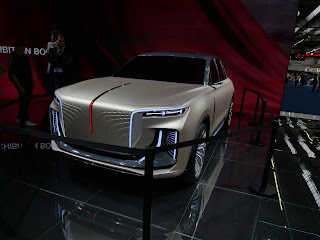 luxury SUV from China