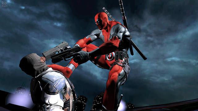 Deadpool Video Game