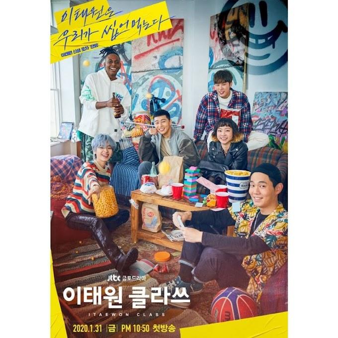 Itaewon Class, Drama Korea yang Mengajarkan Banyak Hal Dalam Berbisnis