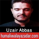 https://aliwalayazadar.blogspot.com/2020/09/uzair-abbas-nohay-2021.html