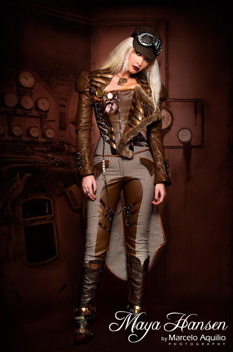 Dieselpunk Fashion Women