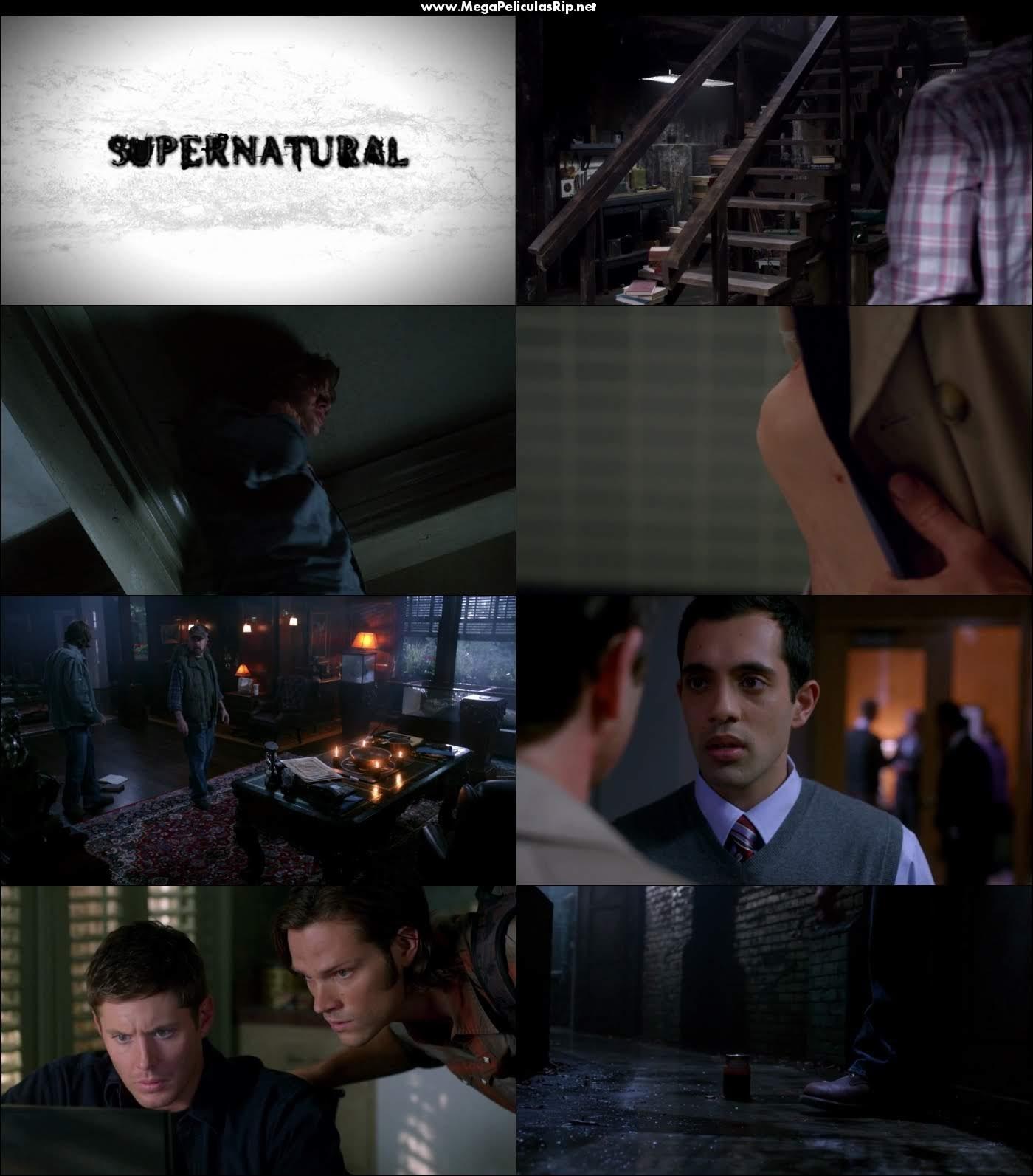 Supernatural Temporada 7 720p Latino