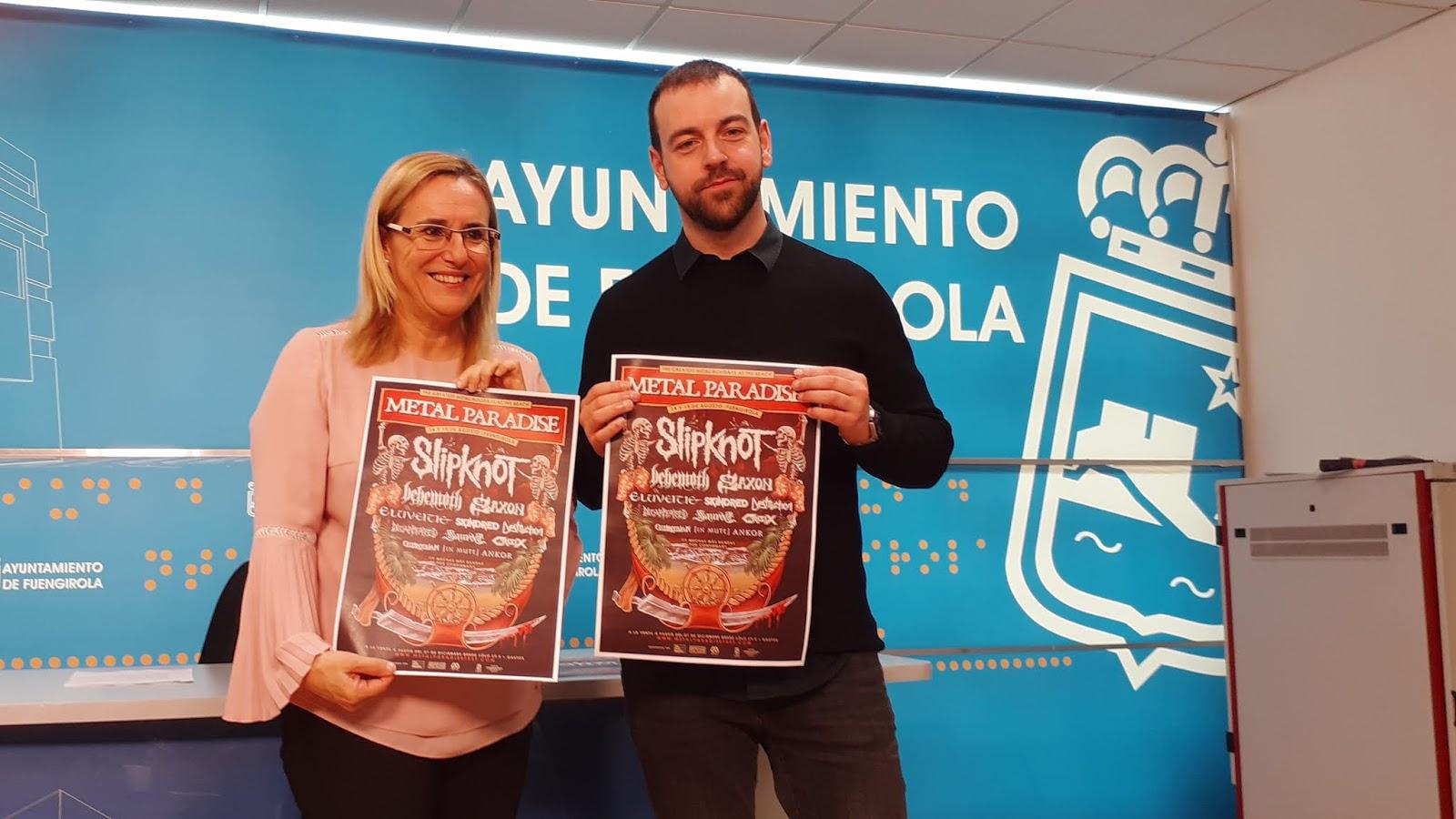 foto rueda de prensa fuengirola