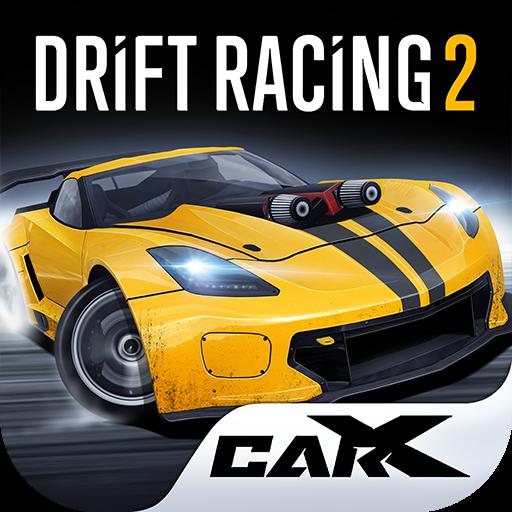 تحميل لعبه CarX Drift Racing 2 مهكره اخر اصدار