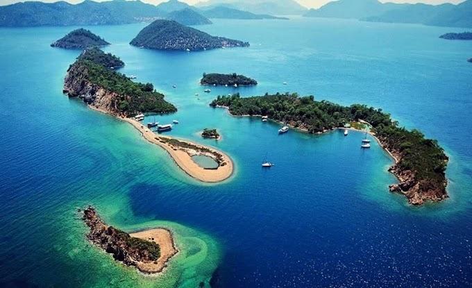 Ada Nasıl Oluşur ? Dünyanın En Büyük Adaları ?