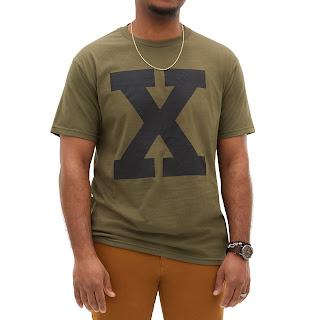 Black X T-Shirt