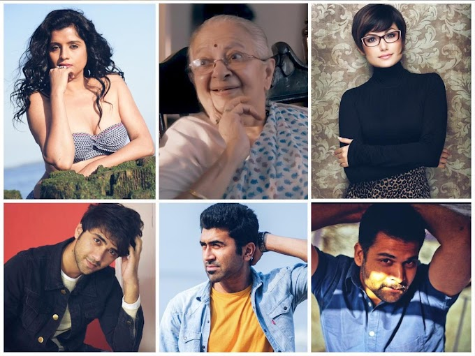 The star cast of 'KalaBai from Byculla' has lots to say,