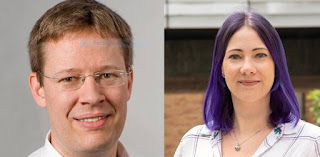 """Technical- University- of- Munich- Professor- Heiko Briesen and Johanna Baehr honored """"Bavarian Prize  Excellence in Teaching""""  state- universities-  Bavaria"""