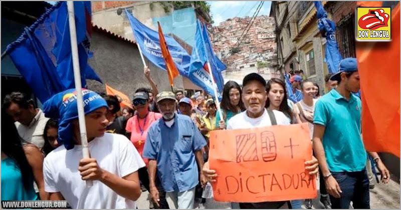 Guaidó intenta recuperar las calles tras las traiciones obtenidas con el famoso diálogo