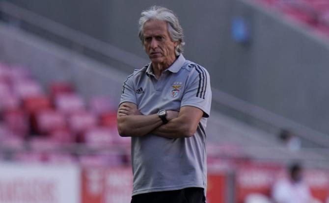 Jorge Jesus espera reforços para o Benfica