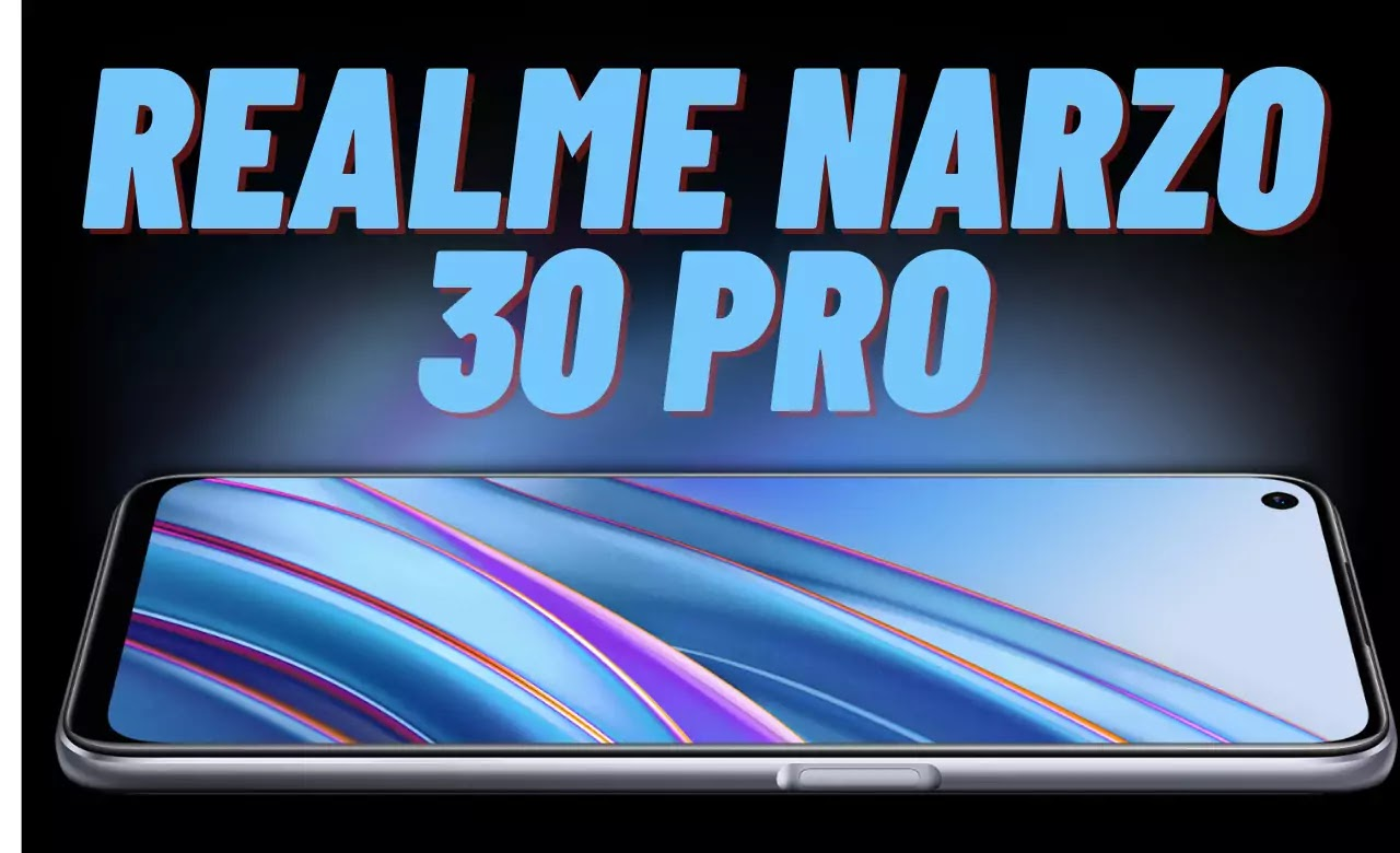 Realme Narzo 30 Pro best mobile phone under 20,000