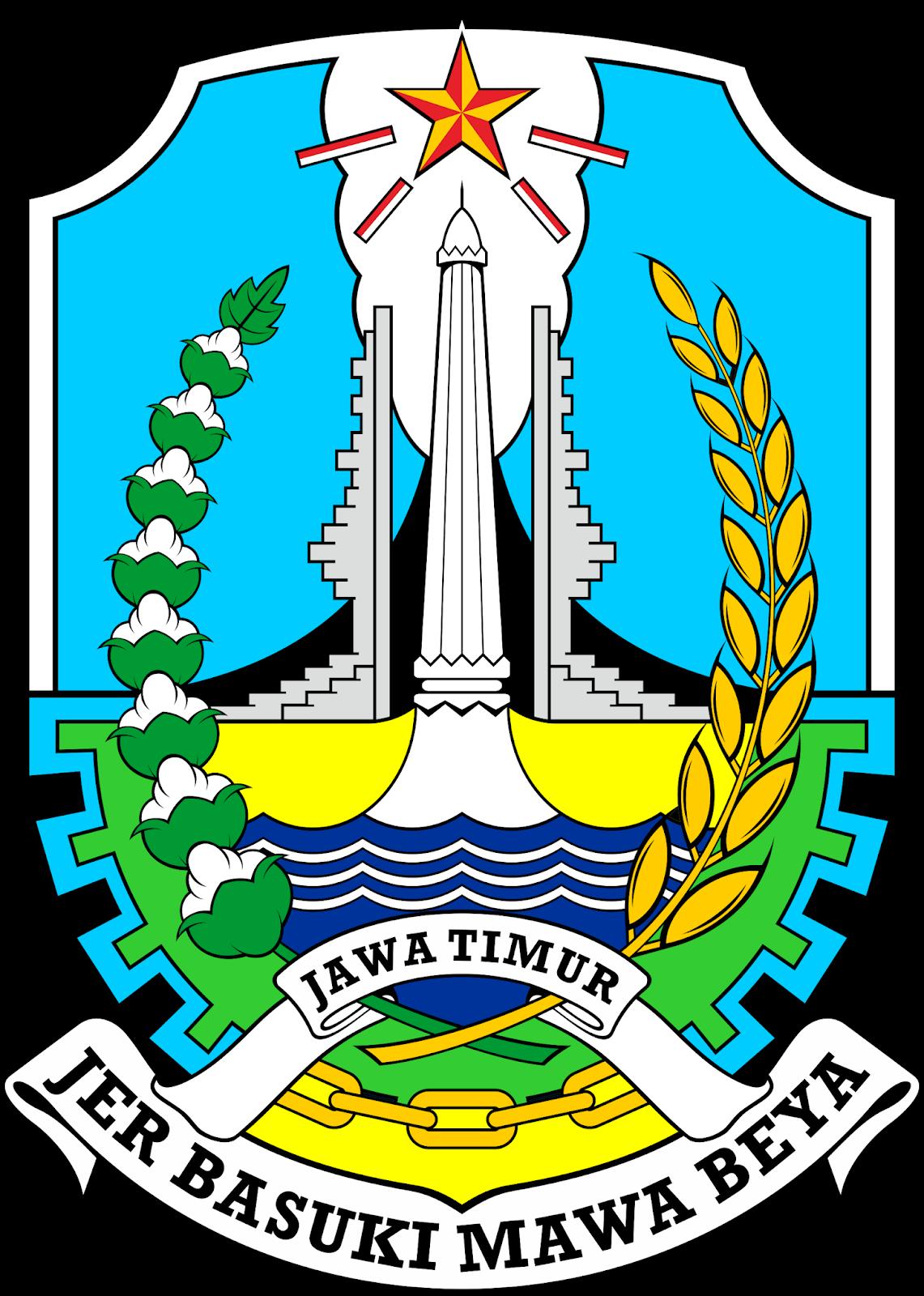 Arti Lambang Jawa Timur