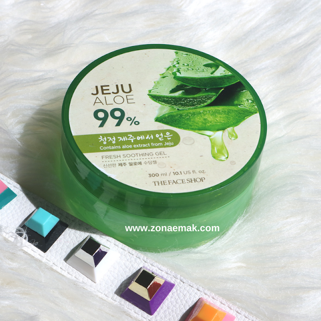 The Face Shop Jeju Aloe 99%