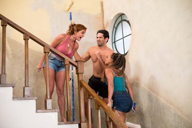Briga entre Alexia e Bel termina em confusão em 'Salve-se Quem Puder'