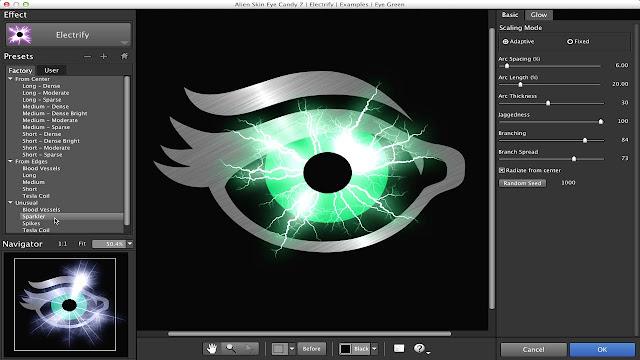 Alien Skin Eye Candy 7 Effects