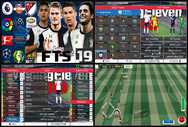 FTS Mod Winning Eleven WE