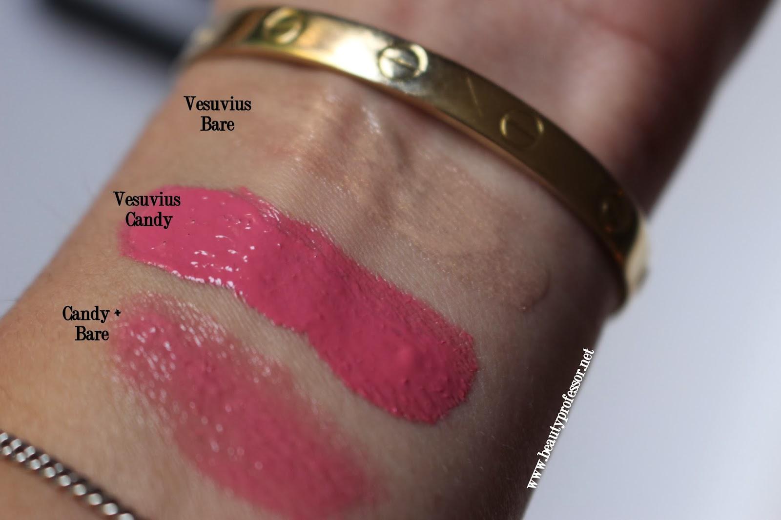 Vesuvius Liquid Lipstick by Lipstick Queen #6