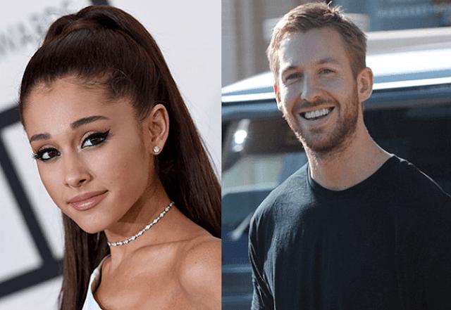 El nuevo sencillo de Calvin Harris podría ser en colaboración con Ariana Grande.