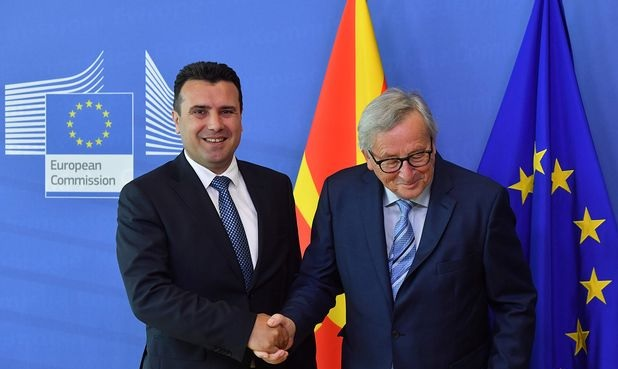EU enlargement: Red Light for Albania and North Macedonia