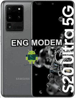 Samsung S20 Ultra SM-G988U1 Eng Modem File-Firmware Download