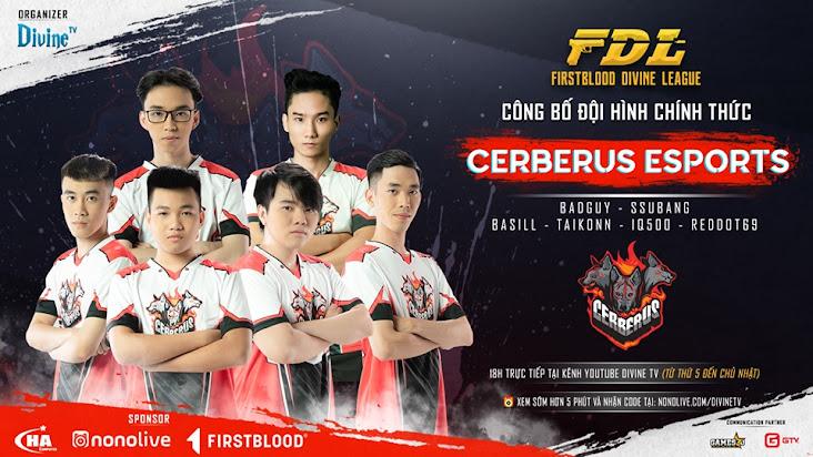 [PUBG] FirstBlood Divine League hạng Master ngày 1 tuần 2: Cerberus Esports chính thức soán ngôi SGD