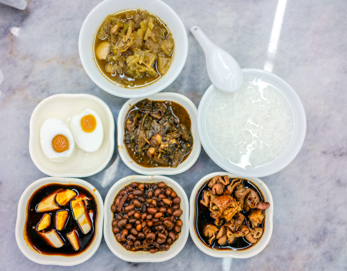 xing fu teo chew porridge @ solaris mont kiara