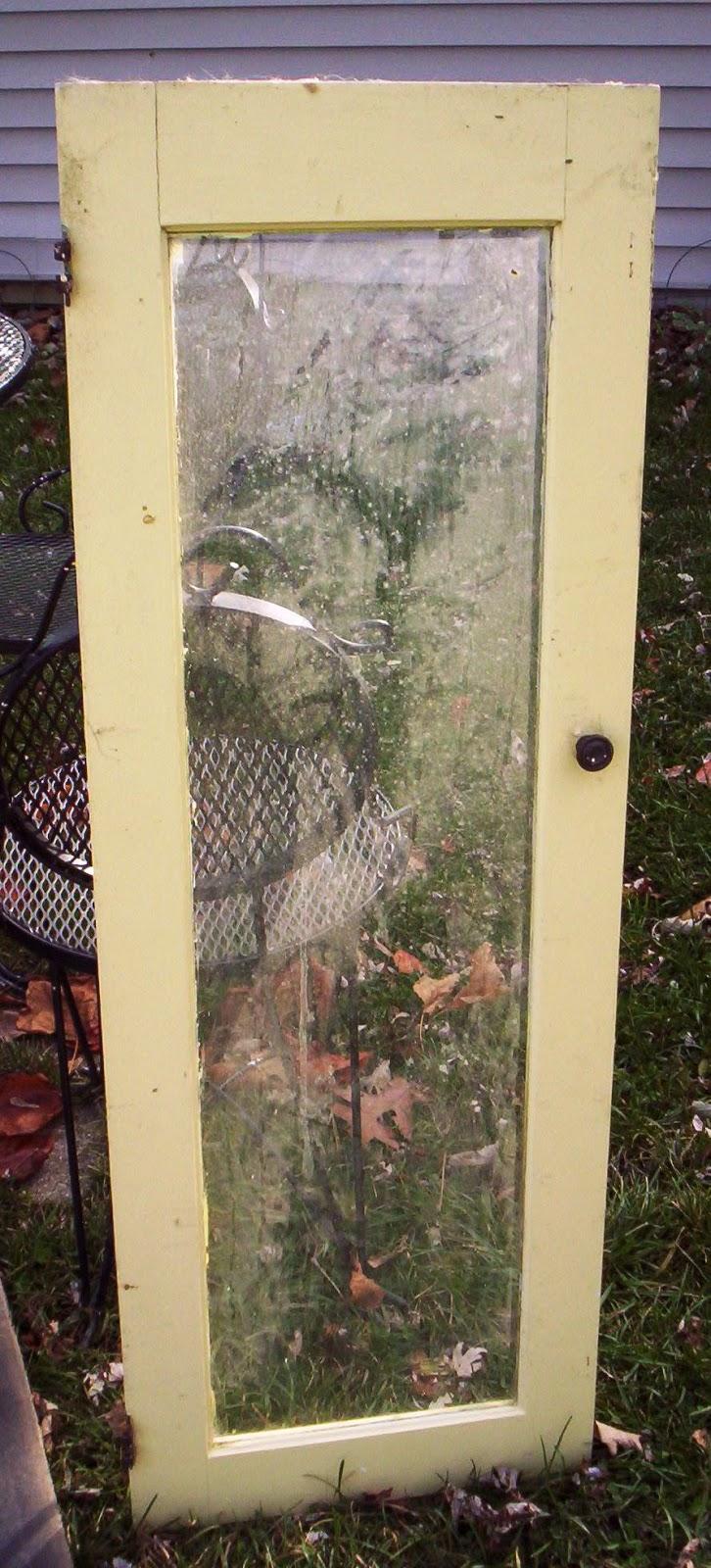 My Painted Stuff: Repurposed window