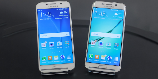 Samsung Galaxy S6 and Galaxy S6 edge can be pre-ordered on March 27