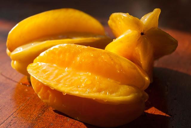 Benefits of Star  Fruit ( Star Fruit )