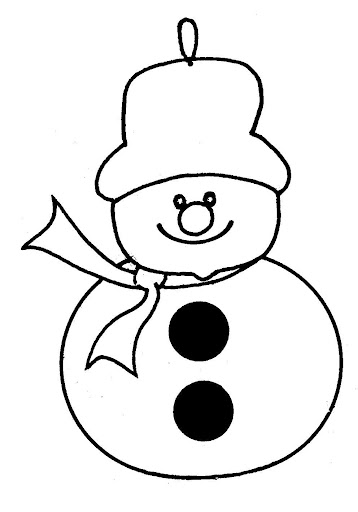 60 Desenhos De Boneco De Neve Para Colorir Pintar Ou Imprimir