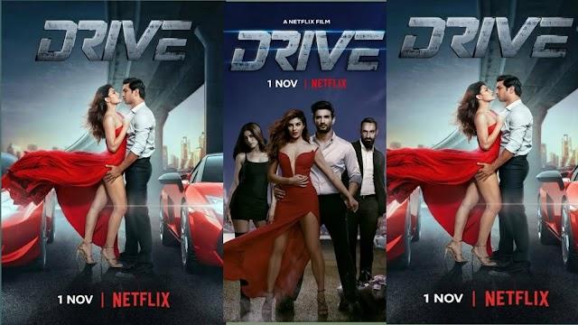 Drive Movie Download 2020 Free Full HD Hindi Audio Movie With English Subtitle (379MB) Sushant Singh Rajput
